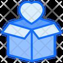 Box Bonus Heart Icon