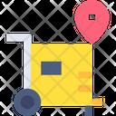 Box Cardboard Box Delivery Icon
