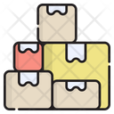 Box Product Business Icon