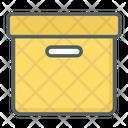 Box Draft Box Emailbox Icon