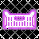 Box Container Plastic Icon