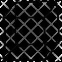 Box Cube Cubic Icon