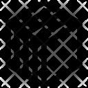 Box Hexahedron Ornament Icon