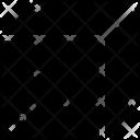 Box Hexahedron Pattern Icon