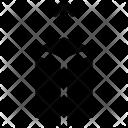Box Hexahedron Square Icon