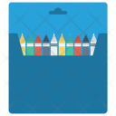 Box Colour Paintbox Icon