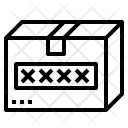 Mark Logistics Customs Icon