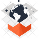 Box Delivery Global Icon