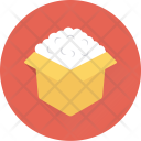 Food Carton Package Icon