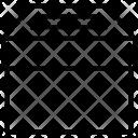 Box Crate Delivery Icon