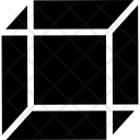 Box Cubic Polygon Icon