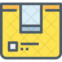 Product Parcel Box Icon