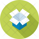 Box Container Delivery Icon