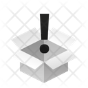 Box Attention Icon