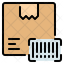 Box Barcode Icon