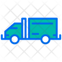Box Car Delivery Shipping Icon