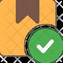 Box Checklist Icon