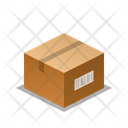 Box closed label Icon