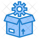 Box Config Config Box Icon