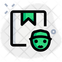 Box Courier Delivery Boy Delivery Man Icon