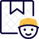 Box Courier Icon