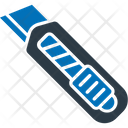 Box Cutter Cutter Tool Knife Icon