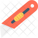 Paper Cutter Tool Icon