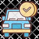 Delivered Box Delivered Parcel Deivered Icon