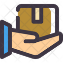 Box Delivery Parcel Delivery Gift Icon