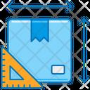 Box Dimension Icon