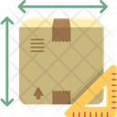 Box Dimension Icon