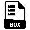 Box file Icon