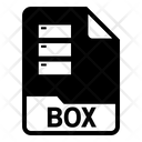 Ox File Format Icon