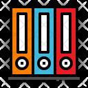 File Folder Office Icon