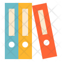 Files Box Binder Icon