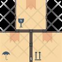 Box Fragile Icon