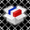 Box France Icon