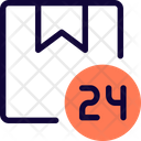 Box Hours Icon