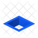 Box In A Hole Icon