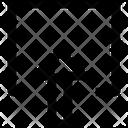 Box In Arrow Icon