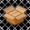Full Isometric Box Icon