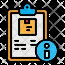 Box Information Icon