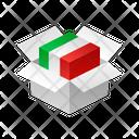 Box Italy Icon