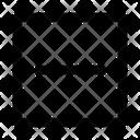 Box line Icon