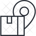 Box Location Icon