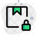 Box Lock Package Lock Secure Delivery Icon
