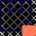 Box Lock Icon