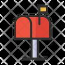 Box Mail Icon