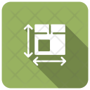 Box measurement Icon