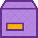 Box Packaging Ecommerce Icon